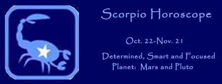 scorpio health horoscope and astrology prediction for man and women
